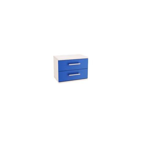 Бюро Ивко бяло и синьо