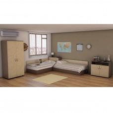 Спално обзавеждане КОМПАКТ 3